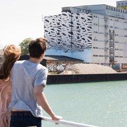 Hafenrundfahrt mit der MS Linzerin ©linztourismus_tom-mesic