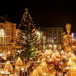 Christkindlmarkt/Hauptplatz