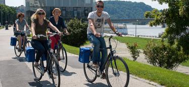 Donauradln & Linzer Stadterlebnis!