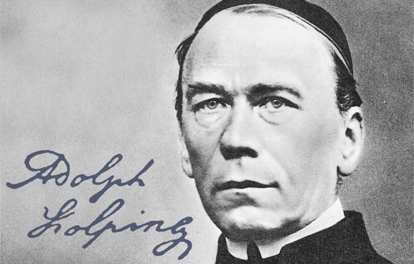 Der Gründer Adolph Kolping