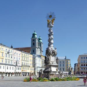 Linz im Überblick ©LinzTourismus