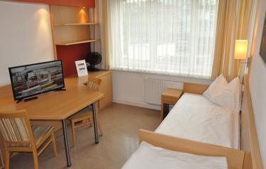 Stadtoase Kolping - Budget Zimmer 0106