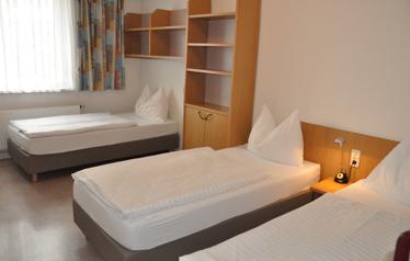 Stadtoase Kolping - Budget Zimmer 0119