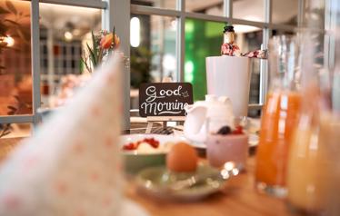 Stadtoase Kolping - Frühstück 46