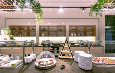 Stadtoase Kolping Restaurant 55